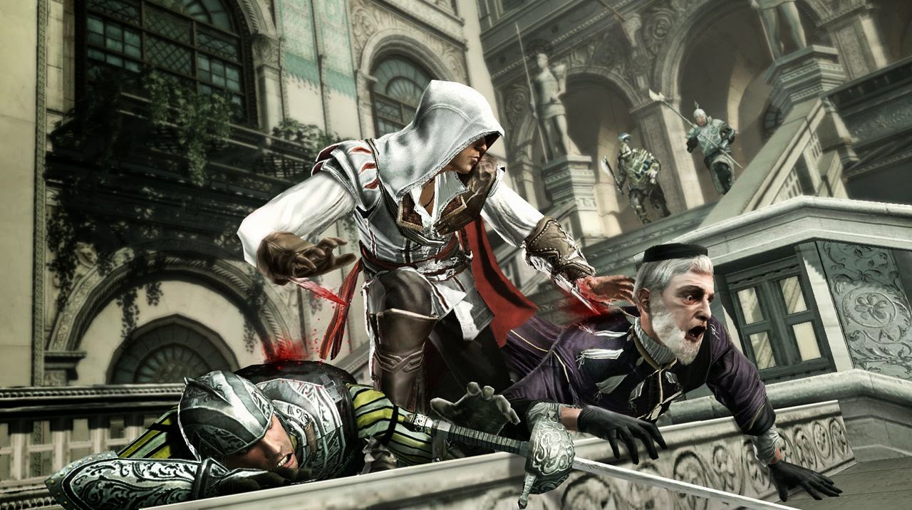 Assassin's Creed 2 PC Games Free Download Full Torrent