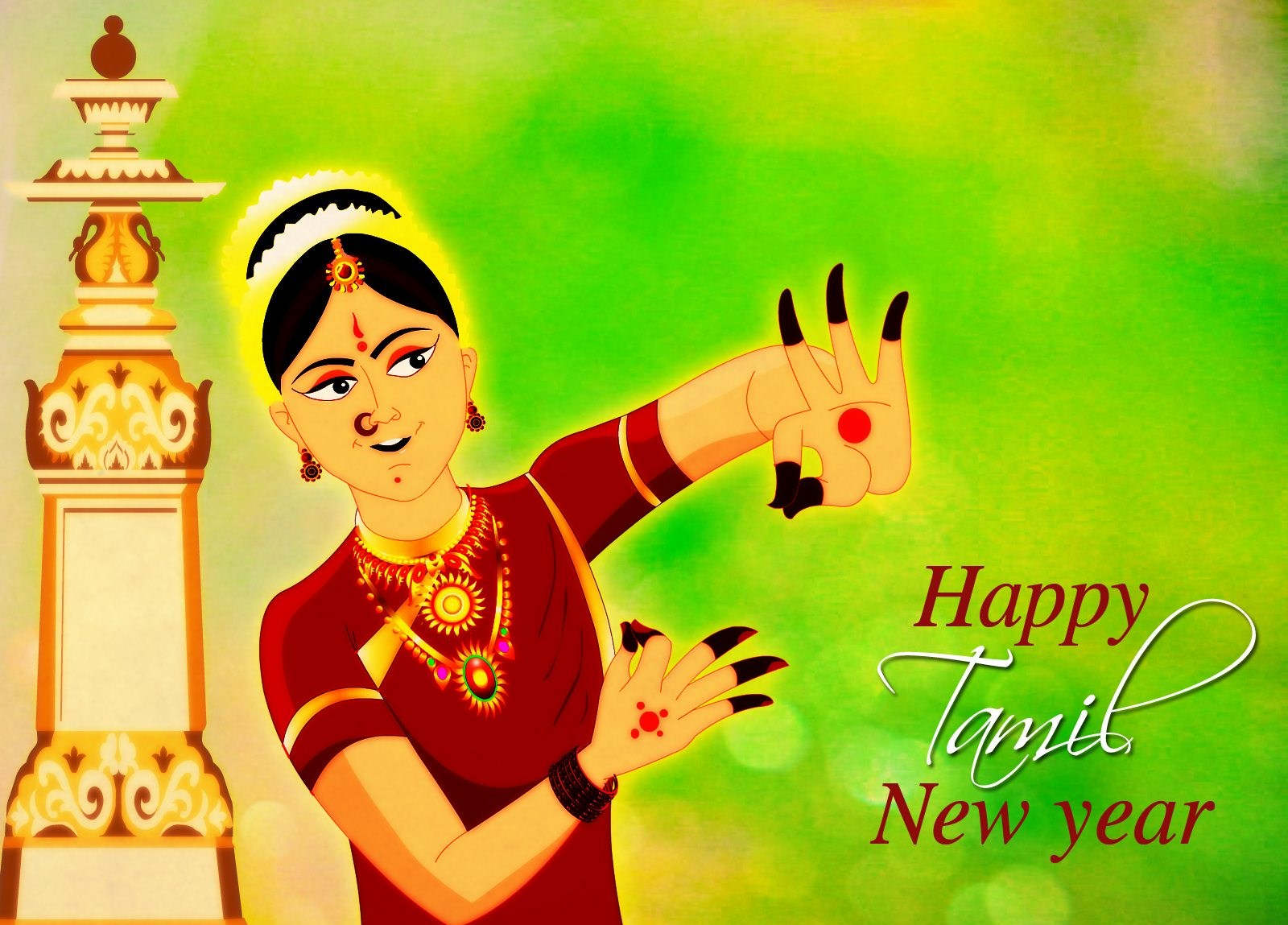 Tamil New Year Wallpapers, Happy Puthandu Images, Pictures ...