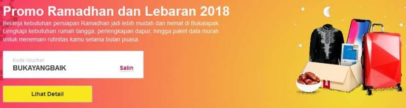 Promo Lebaran 2018 Tidak Hanya Ada di Pusat Perbelanjaan Lho
