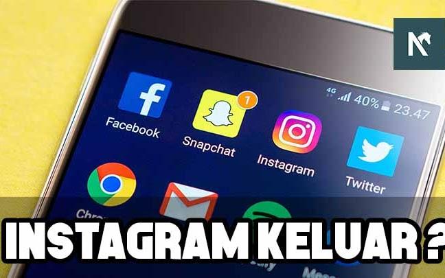 Cara Mengatasi Aplikasi Instagram Sering Keluar Sendiri (Force Close)