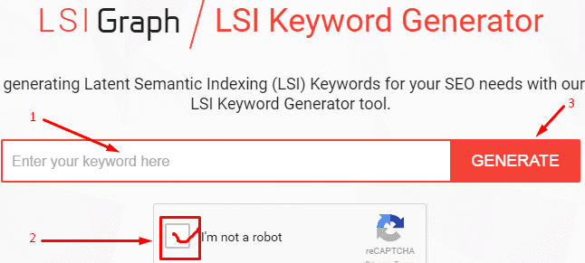best free LSI keyword tool,