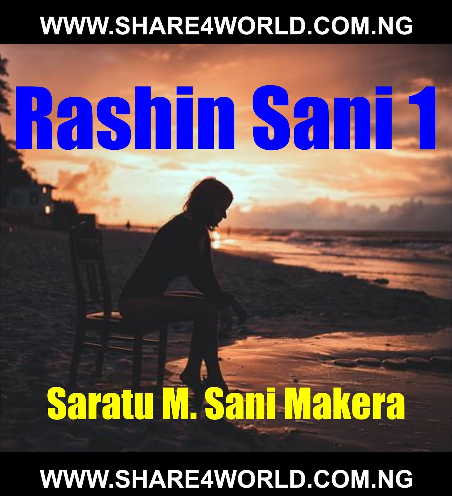 HAUSA NOVEL BOOKS RASHIN SANI…1 BY SARATU M  SANI SERIES 2 | Share4World