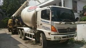 harga beton cor 2017