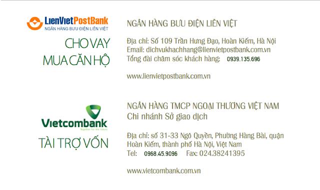 2 ngân hàng tài trợ vốn vay cho dự án Eco Dream