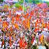मराठा क्रांती मोर्चाच्या वतीने ९ ऑगस्टला जनआंदोलन शांततेच्या मार्गाने होणार .
