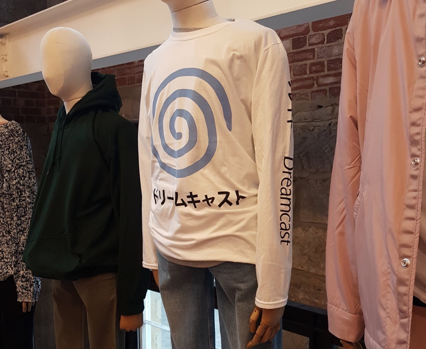 1b4142eb6 The Dreamcast Junkyard: Nonsensical Dreamcast Shirts Now Available ...