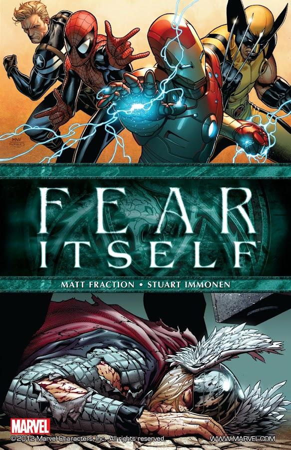 fear itself marvel