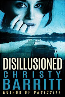 Heidi Reads... Disillusioned by Christy Barritt