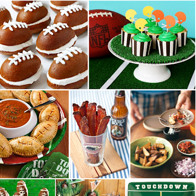 Last Minute Superbowl Party Ideas