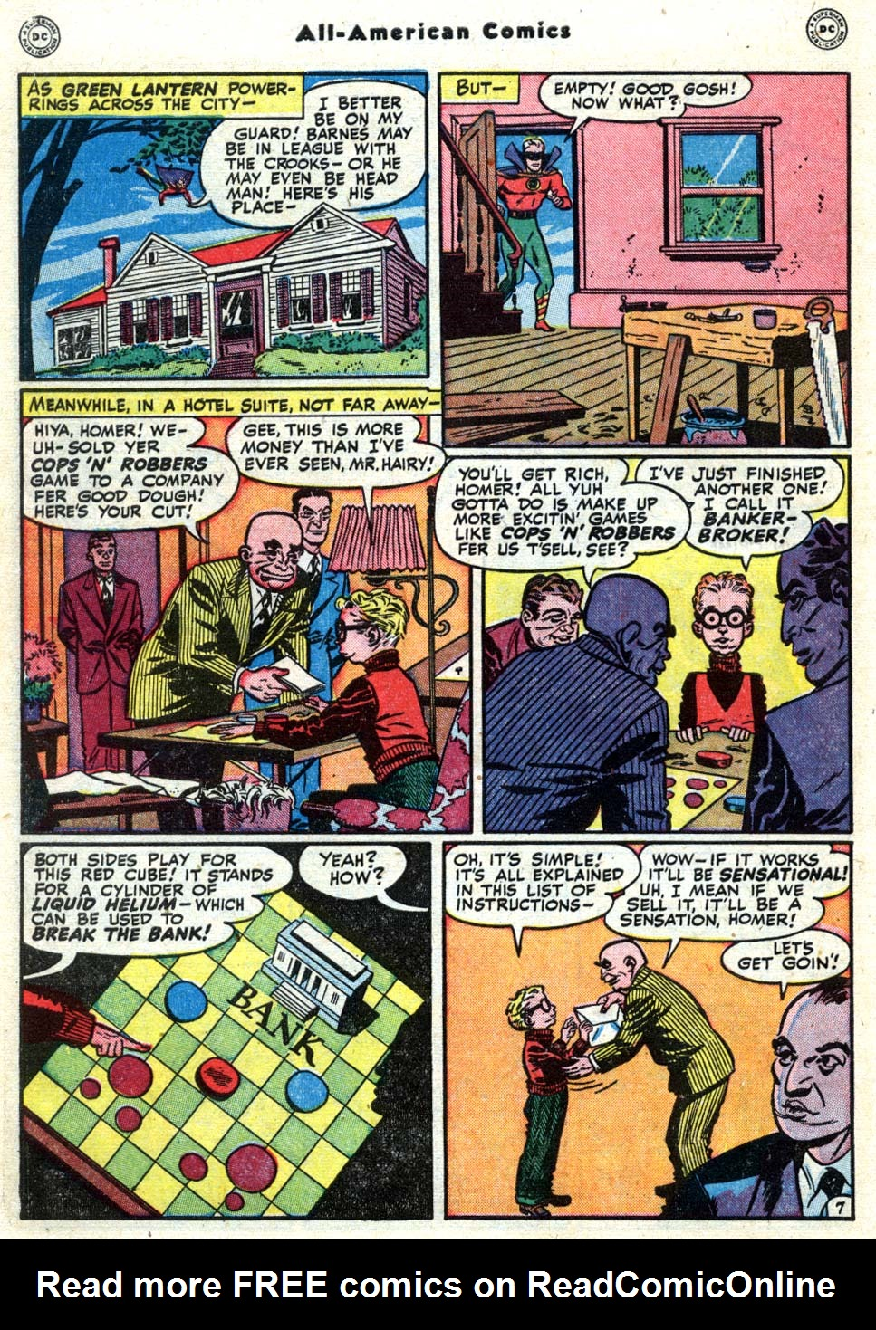 Read online All-American Comics (1939) comic -  Issue #101 - 44