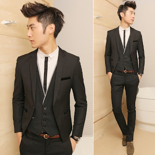blazer pria baru