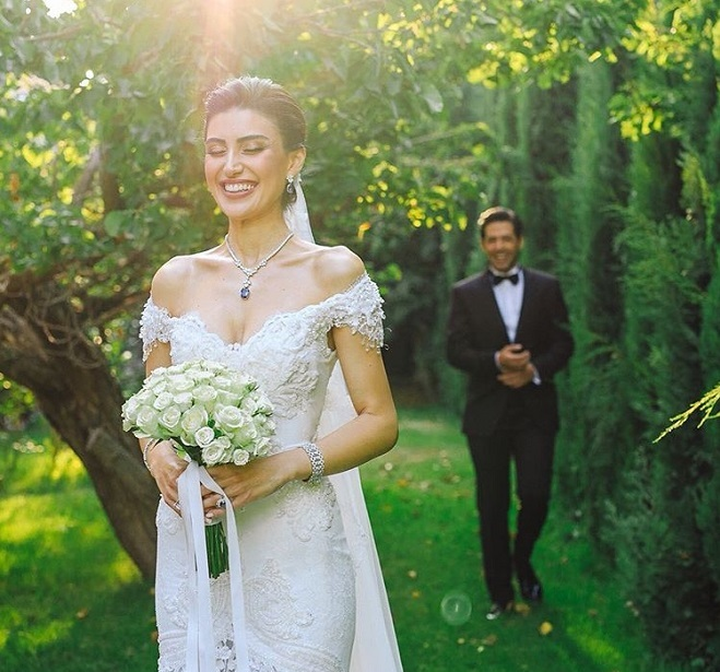 Modaya Dair ♥: Mert Fırat ve İdil Fırat evlendi