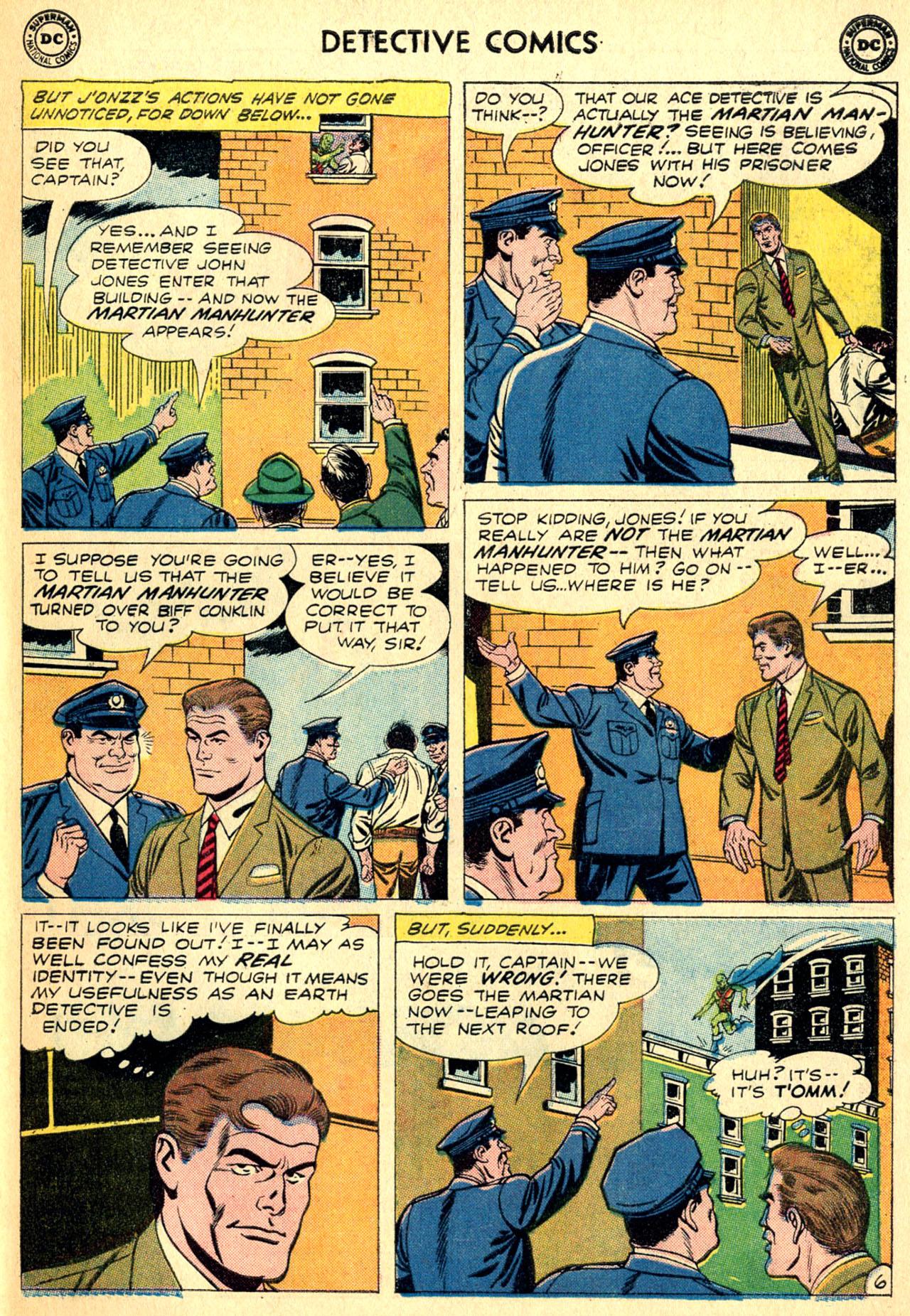 Detective Comics (1937) 287 Page 30