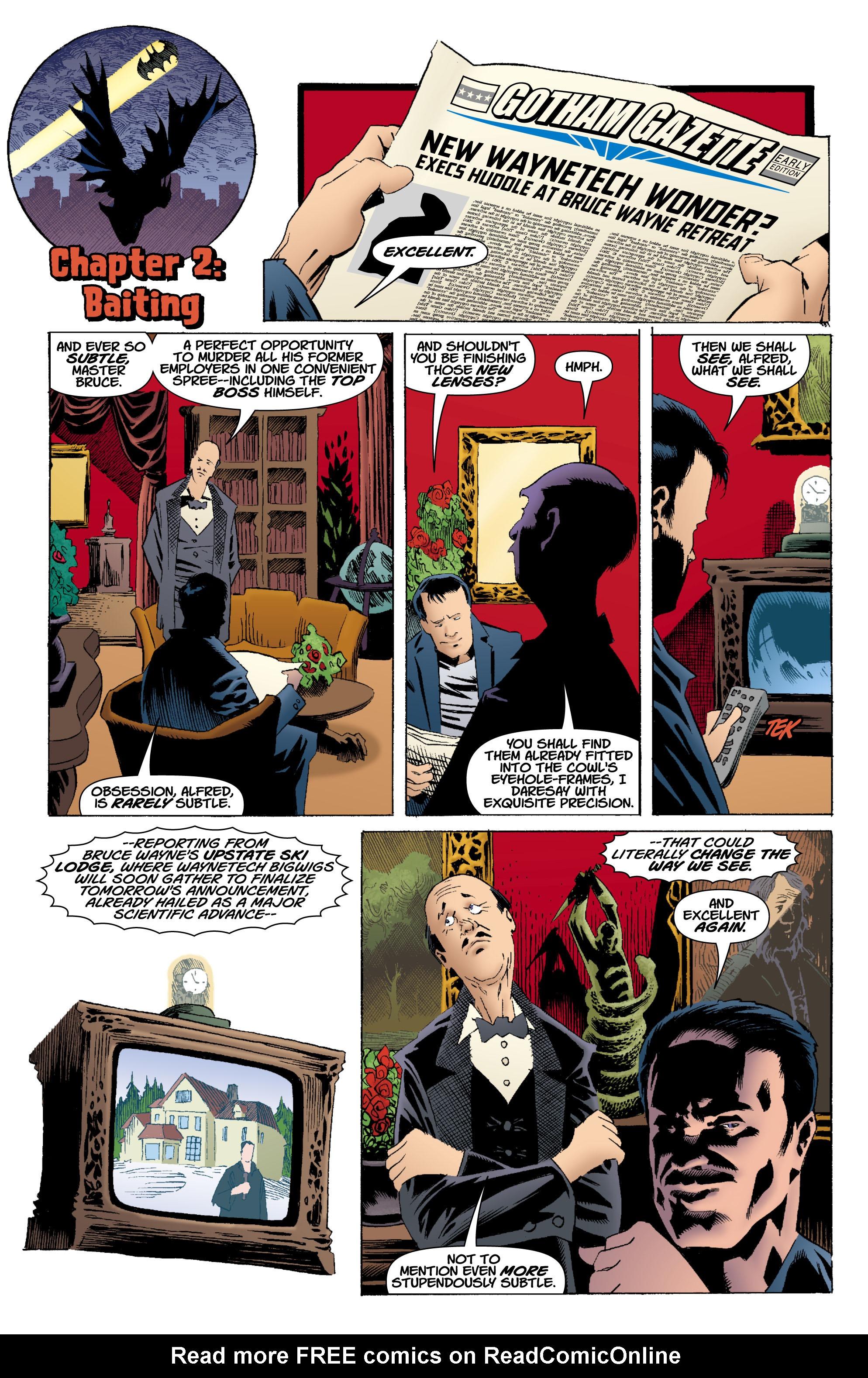 Read online Batman: Unseen comic -  Issue #5 - 4