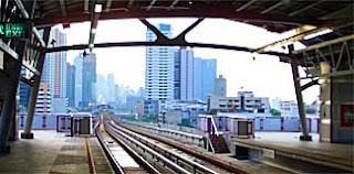BTS Bangkok Wongwian Yai Station