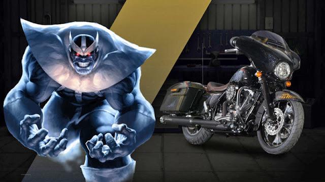 thanos Harley Davidson