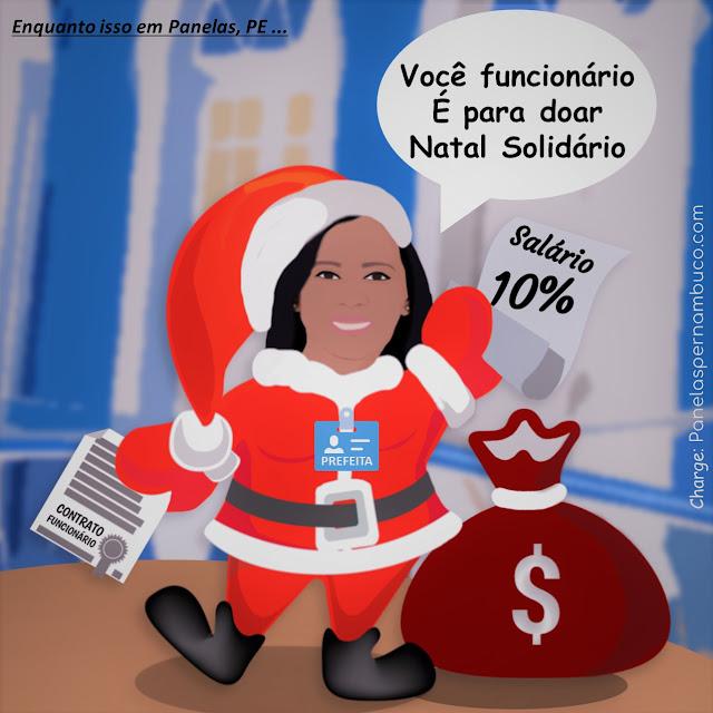 Natal Solidário em Panelas-PE