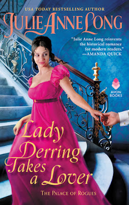 Blog Tour Review + Giveaway | Lady Derring Takes a Lover by Julie Anne Long