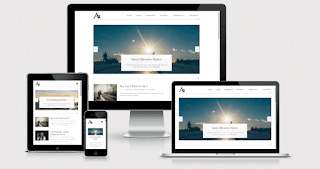 axorys free blogger template 2017