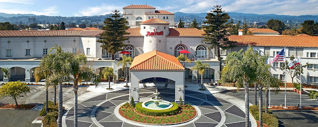 Marriott San Mateo is an elegant San Francisco Airport hotel with 22000 sq ft of meeting and event space. This could be your SFO Airport Hotel of choice.