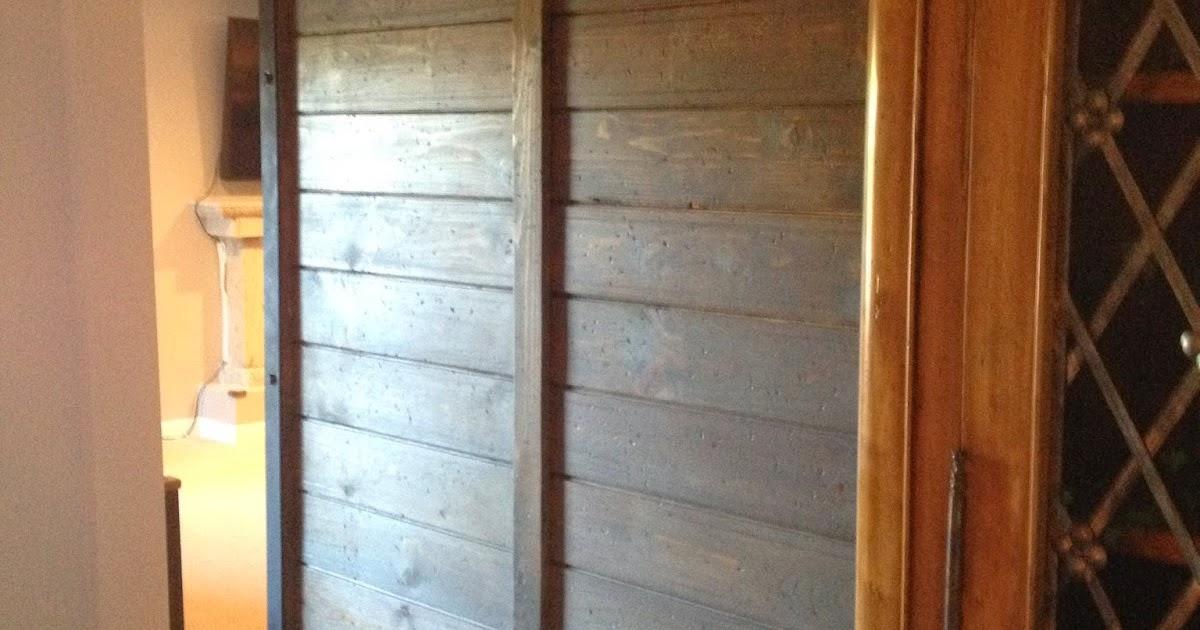 Arizona Barn Doors Horizontal Plank Style Barn Door