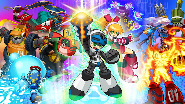 Kenji Inafune confirma que Mighty nº 9 está aún en desarrollo para PSVita y 3DS