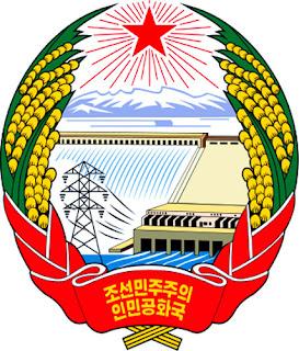 Gambar Lambang Korea Utara