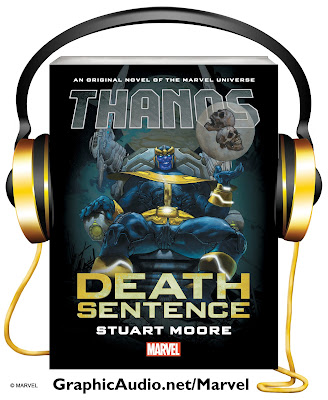 MARVEL'S THANOS: DEATH SENTENCE