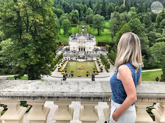Palacio Linderhof Alemanha