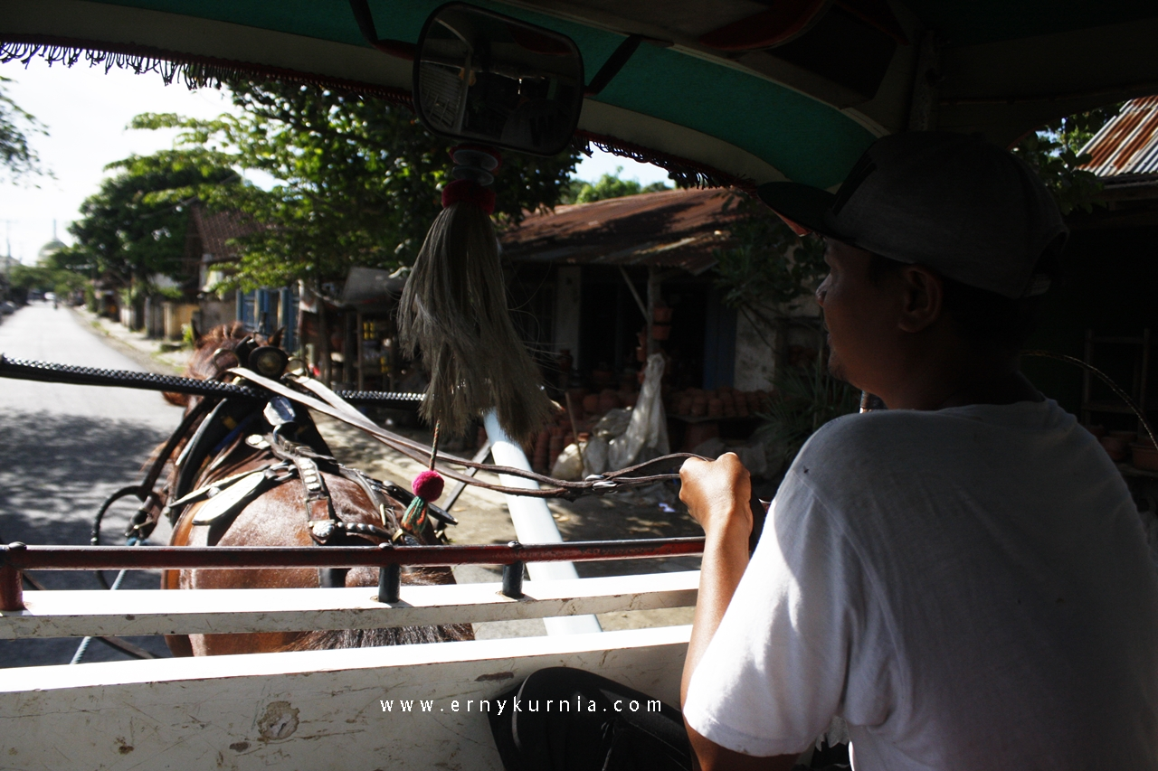 Cidomo, kendaraan asli Lombok, Lombok Island, Lombok, Banyumulek