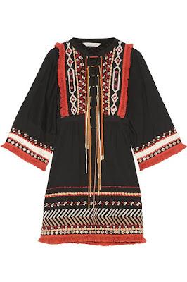 Ethno style dress