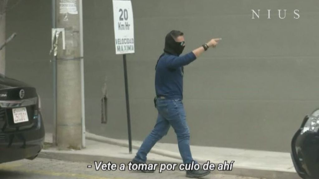 Armando Robles, en 'Alt News': «El incidente en la embajada vino dado por el interés de Sánchez por conocer la corrupción en Podemos y tener pillado por los huevos a Iglesias»