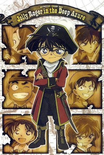 Xem Phim Detective Conan Movie 11 2011