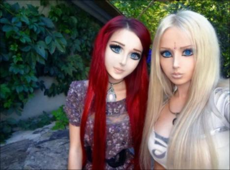 Scary Barbie Doll for Halloween - FunnyMadWorld