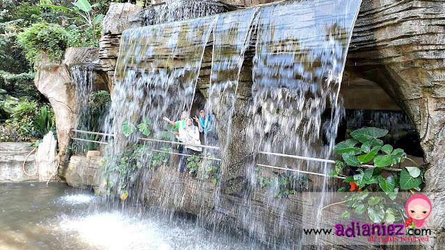 Riadah | Titi Gantung, Skytrex Adventure & Kembara Dinosaurs @ Taman Botanical, Ayer Keroh Melaka