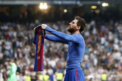 11 Pemain Terbaik Liga Eropa 2016-2017