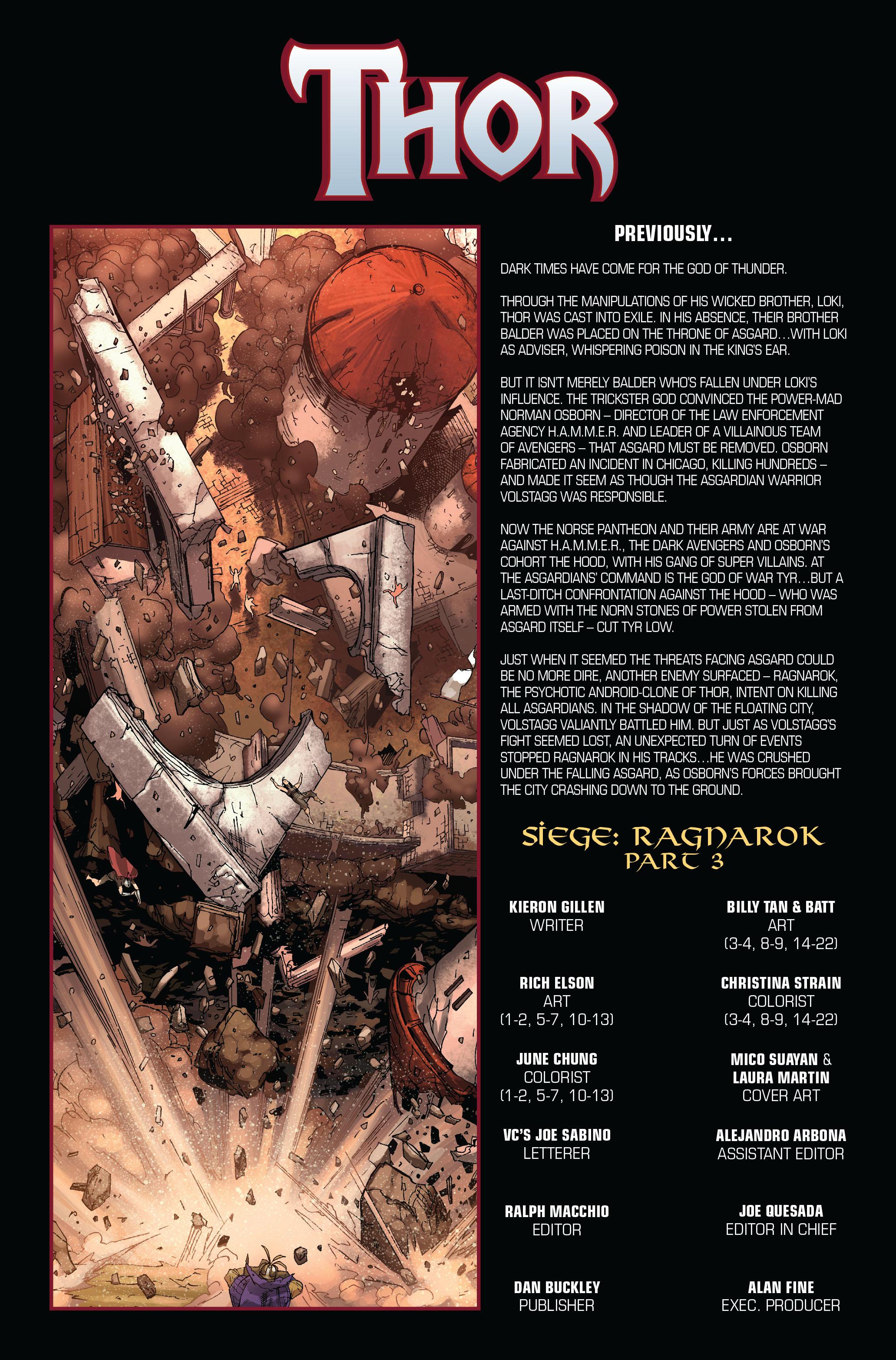 Thor (2007) Issue #609 #22 - English 2