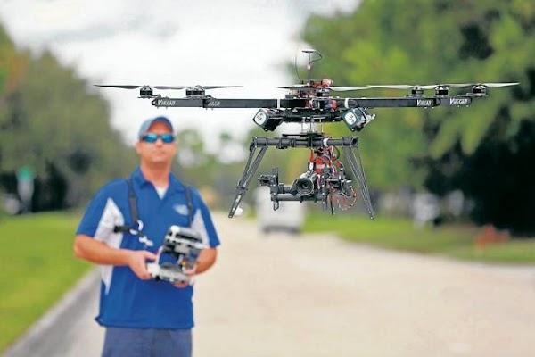 6 IDEAS DE NEGOCIO UTILIZANDO DRONES, GANA DINERO CON LA TECNOLOGIA