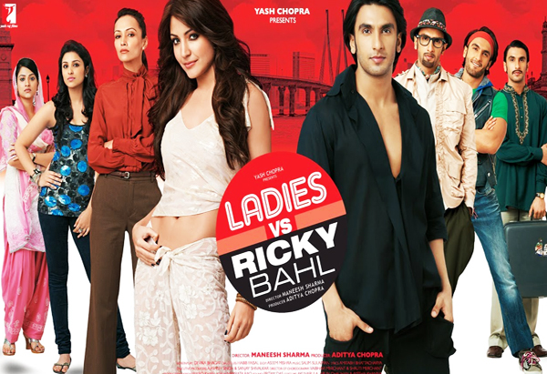 Ladies vs Ricky Bahl - 2011 (Bollywood Romantic Comedy Film)