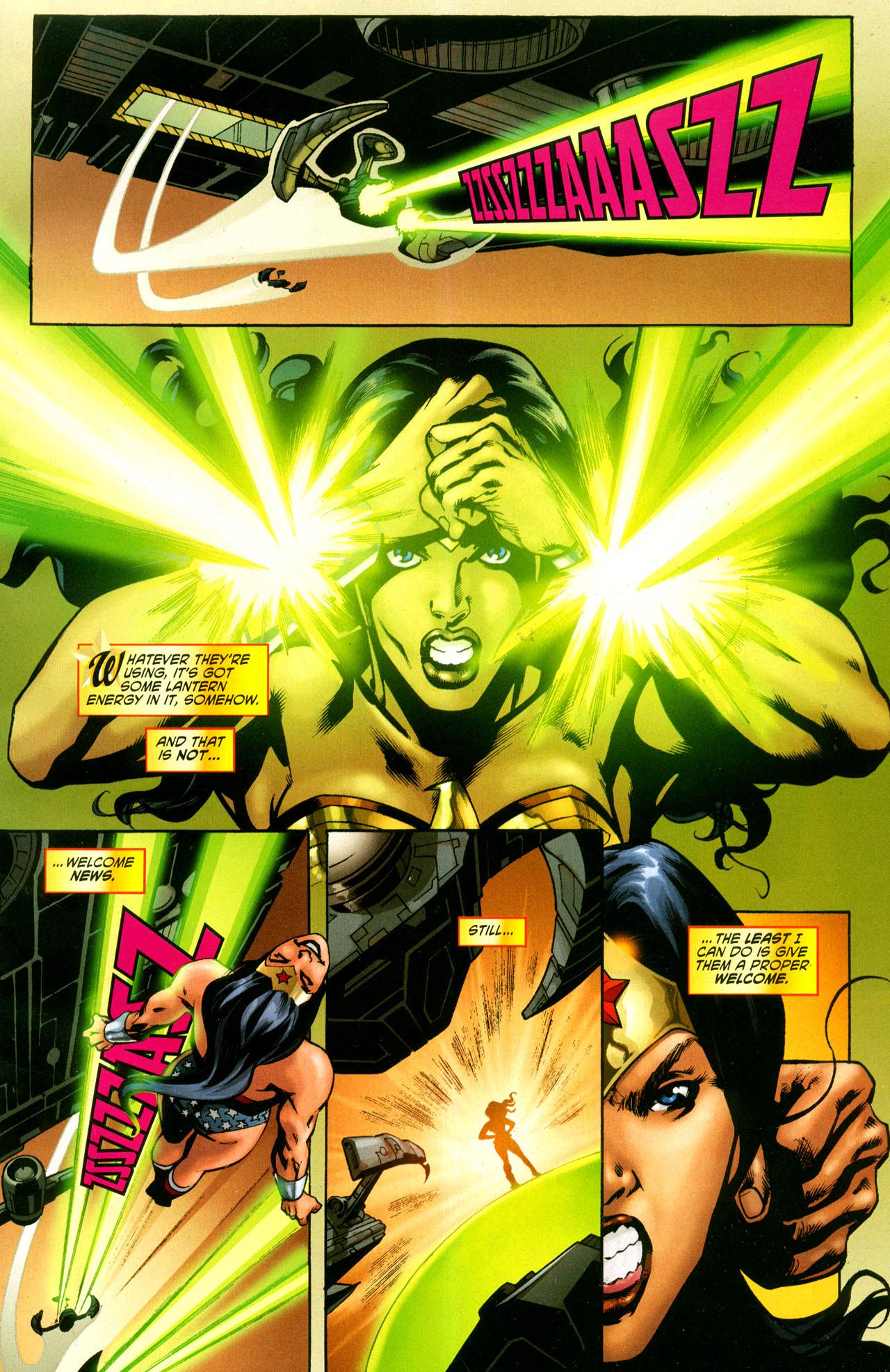 Read online Wonder Woman (2006) comic -  Issue #42 - 17