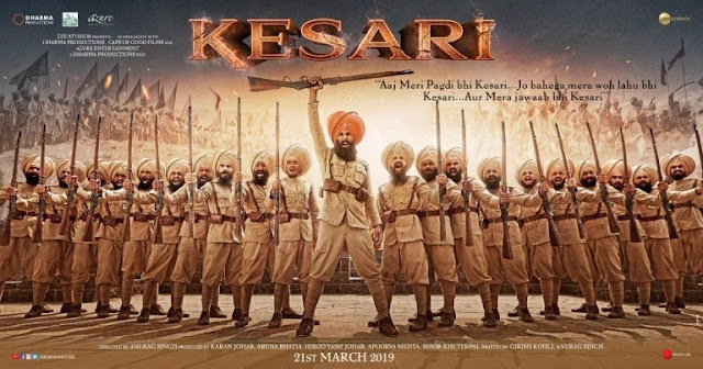 kesari full movie download filmywap 2019