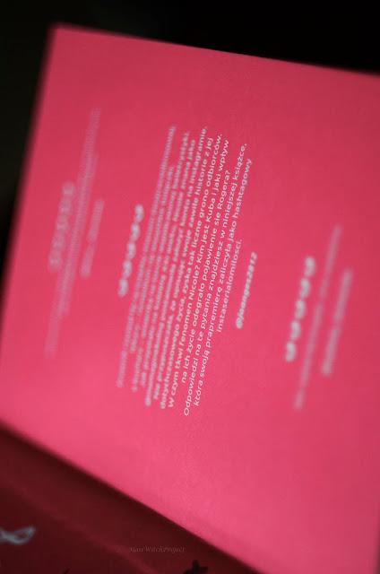 książka | #instaserial o miłości | recenzja | lifestyle | okładka