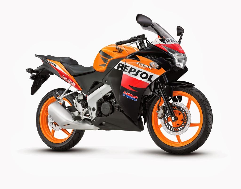 Honda CBR Repsol Edition