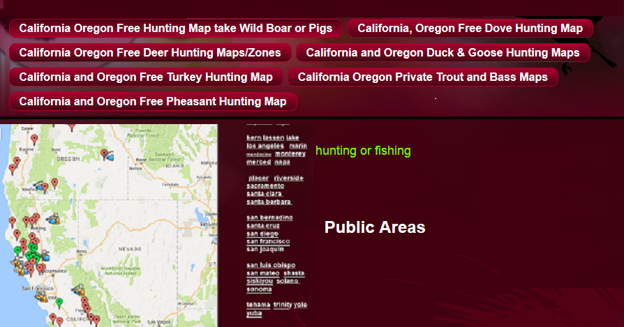 2017 oregon fishing maps and reports plus hunting public for Oregon fishing license cost 2017