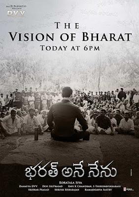 Bharat The Great Leader (Bharat ane nenu) (2018) 480p 720p 1080p  Web-HD Org Hindi Download Gdrive