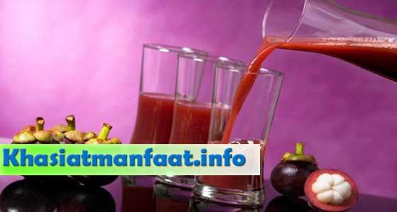 Manfaat Jus Kulit Manggis untuk Kebugaran Tubuh