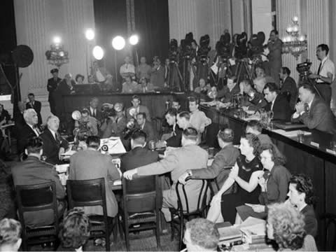 House Committee on Un-American Activities (HUAC)