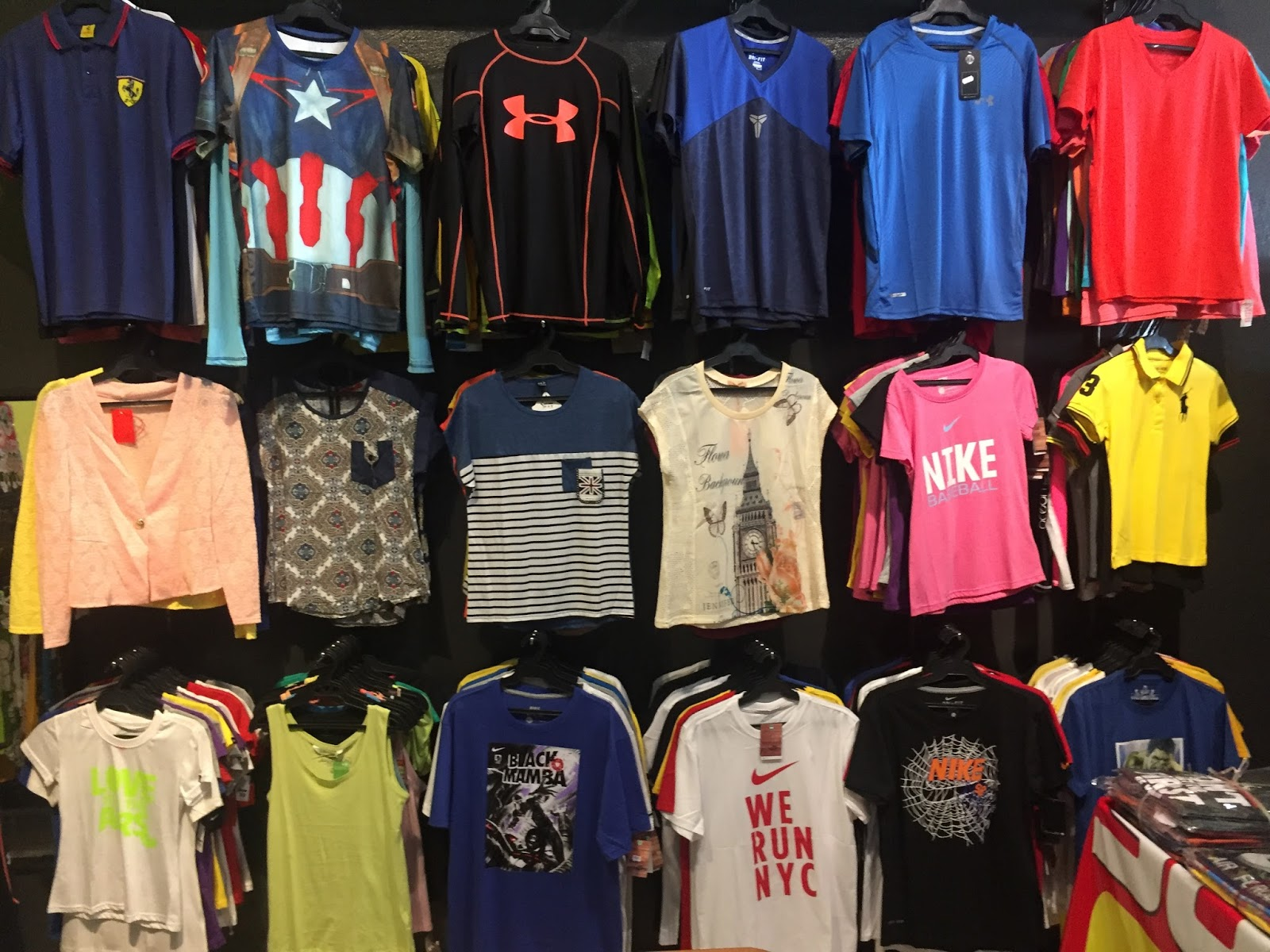 Cheap and Fab Sports & Fitness Apparel RTW SUPPLIER - www