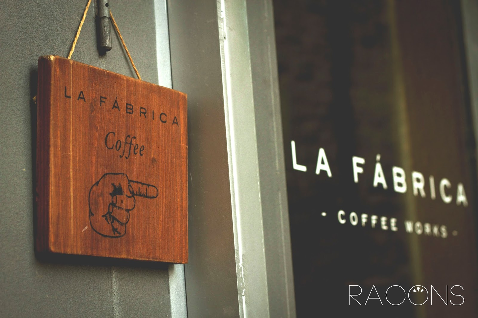 la fabrica girona coffee works cycling