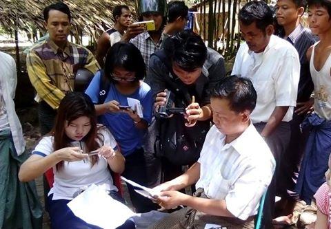 ထက္ေခါင္လင္း/Myanmar Now  - ရန္ကုန္အိမ္အကူႏွစ္ဦးႏိွပ္စက္ခံရမႈကုိ အပတ္စဥ္ ၾကားနာစစ္ေဆးမည္
